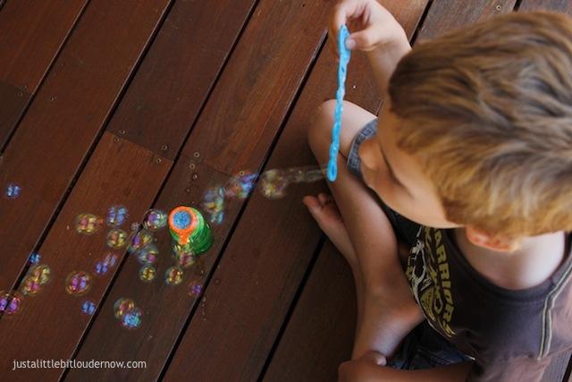 bubble of bill 03